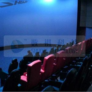 Luxury 4D 5D Motion Chair, 5D Cinema Equipment, 5D Cinema (SQL-074)