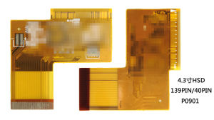High Quality Double Sided Flexible Circuit Board FPC