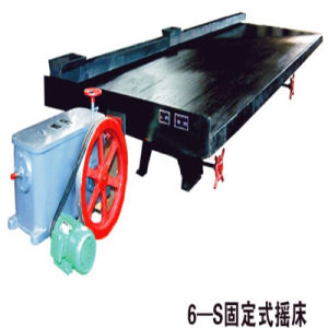 6S Mineral Ore Shaking Table for Manganese/ Iron /Gold pictures & photos