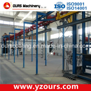 Steel Overhead Chain Conveyor for Painting Line pictures & photos