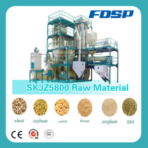 High Output Fish Feed Pellet Machine Plant pictures & photos