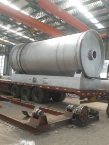 Waste Tyre to Oil Recycling Pyrolysis Plant From 10ton to 60ton pictures & photos