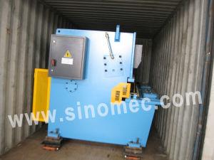 Guillotine Machine, Cutting Machine Hydraulic Shear Machine (QC11K-8X3200) pictures & photos