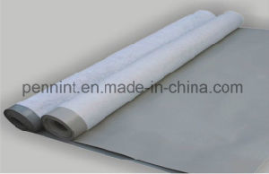 Best Quality PVC Waterproofing Membrane with Geotextile/Fabric Backing pictures & photos
