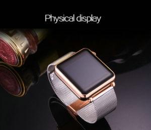 Waterproof Bluetooth Smart Wrist Watch for Gift (L1+)