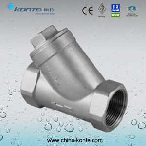 GL14W Threaded Y Type Strainer pictures & photos