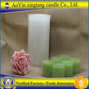 Wholesale 3X5 Unscented Paraffin Pillar Candles pictures & photos