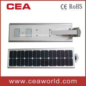 All in One 30W LED Solar Street Light with Light Sensor pictures & photos