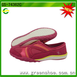 New Design Fashion Women Casual Shoes (GS-74632) pictures & photos