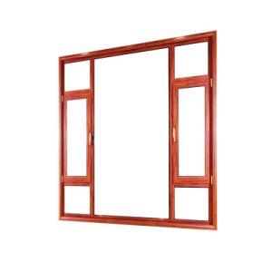 Feelingtop Swing Aluminum Clad Wood Window (FT-aluminum wood window) pictures & photos