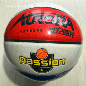 Basketball Customized Wear-Resisting Quality Cheap 8pieces PU