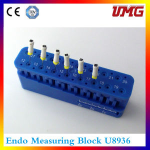Root Canal Measurement Endo Measuring Block for Sale pictures & photos