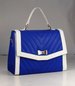 Fashion Lady PU Handbag (JYB-23010) pictures & photos