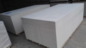 Calcium Silicate Board, Non-Asbestos, Low Thermal Conductivity and Less Heat Lost in High Temperature pictures & photos