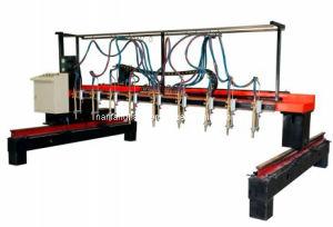 Gdz-4000 Multi-Head Strip Flame Cutting Machine (GDZ)