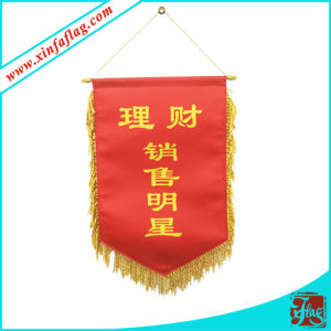 Advertising Hanging Pennants/Bannerettes/Hanging Flag pictures & photos