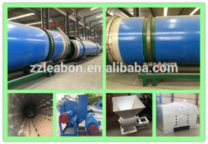 China Manufacturer Professional Ce Rotary Drum Drying Machine pictures & photos