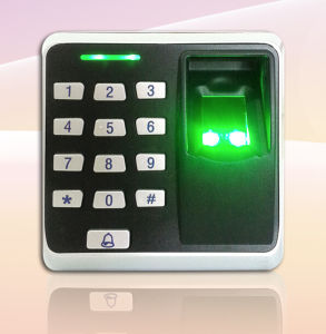 Simple Fingerprint Access Control with Keypad and ID Card Reader (F01) pictures & photos