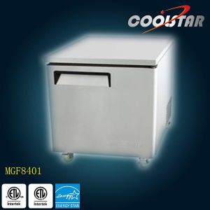 Stainless Steel Commercial Kitchen Counter Refrigerator (MGF8401) pictures & photos