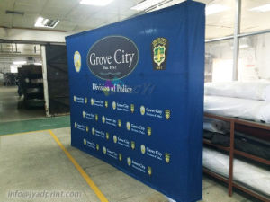 Factory Prices For POP Up Exhibition Stands/Trade Show Display POP Up Banner pictures & photos