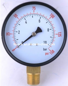 High Quality of The Pressure Gauge with Ce (Y40, Y50) pictures & photos