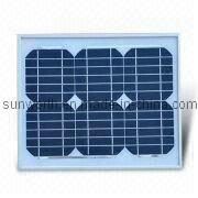 10W Monocrystalline Solar Panel (SW010M)