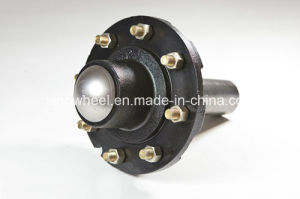 Trailer Hub Assembly-8′′ on 6.5′′ with 7000lbs pictures & photos