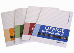 Wholesale Plain Softcover Office Writing Books pictures & photos