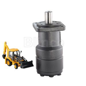 Bm2 Hydraulic Rotary Actuator, China Blince Om2 Hydraulic Motor pictures & photos