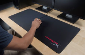 High Quality Soft Top Customer Logo Gaming Mouse Pad pictures & photos