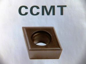 Solid Carbide Ceramic Milling Inserts (CCMT120404)