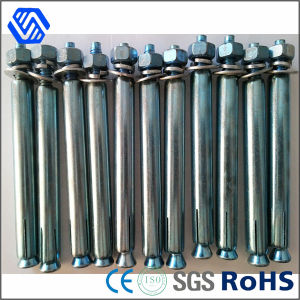 China Hardware Hot DIP Galvanized Chemical Anchor Bolts M20 pictures & photos
