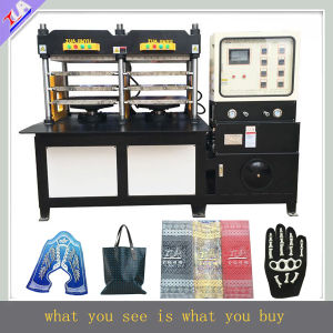 Shoes Upper Making Machine, Bag Cover Equipment, Gloves Production Line for Factory pictures & photos