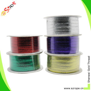 3mm Flat Metallic Rope