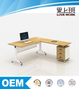 Modern Design Curved Office Desk Executive Office Desk