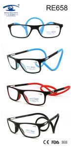2017 Flexible Separable Cheap Wholesale Reading Glasses (RE658) pictures & photos