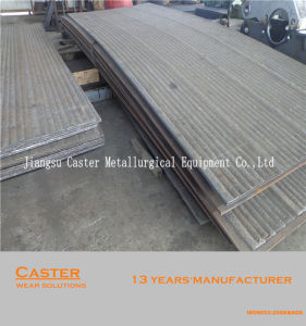 ISO9001 Approved 10+10 Surfacing Wear Steel Plate pictures & photos