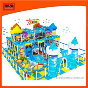 Mich Top-One Ocean Themed Indoor Playground for Fun pictures & photos
