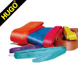 Heavy Duty 100% Polyester Webbing Slings pictures & photos