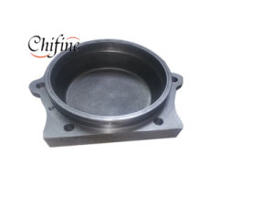Common End Cover with Ductile Iron by Sand Casting pictures & photos