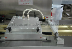 Automatic Aluminum Foil Vacuum Packing Machine for Food pictures & photos