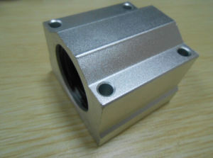 CNC Parts Linear Slide Unit Linear Sliding Block Bearing Block Sc40luu pictures & photos