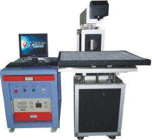 Jeans Leather Laser Marking Machine (WZ-CO2-60-XYM)