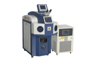 China Jewelry Laser Spot Welding Machine / Jewelry Laser Welder / Portable Jewelry Laser Welding Machine pictures & photos