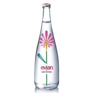 720ml Evian Glass Bottle/ Container/ Glass Packaging pictures & photos