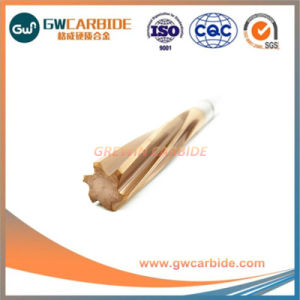 CNC Tools Tungsten Carbide Machine Reamer Use pictures & photos