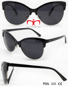 New Fashion Cat Eye Women Sunglasses Ce FDA (WSP7091007) pictures & photos