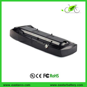 High Quality 48V 1000W Electric Bike Battery 48V 14ah Rear Rack Battery with Tail Light pictures & photos