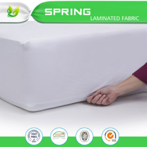 Factory Produce Waterproof Bed Bug Proof Mattress Encasement with Zipper pictures & photos