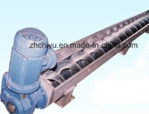 Screw Conveyor for Rubber and Plastic Industries Powder Transportation pictures & photos